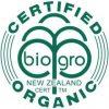 Bio Gro NZ Certified Organic logo